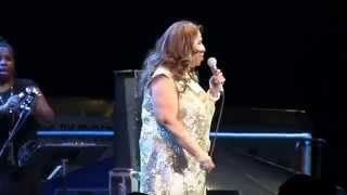 "Aretha Franklin- ""Think"" (1080p) Live @ Syracuse Jazz Fest July 18, 2015"