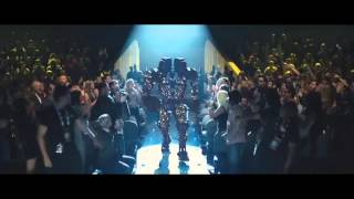 """Real Steel - """"My Songs Know What You Did In The Dark (Light Em Up)"""" Music Video"""