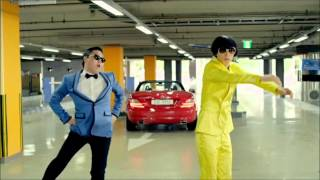 Gangnam Style Balkan Kolo
