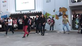 Taekwondo shuffle dance (Martial art) korean street dance as well width=