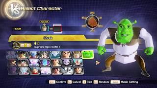 Shrek VS Shaggy