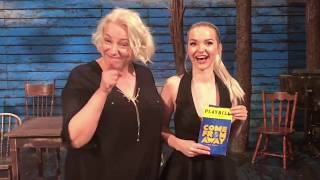 Astrid Van Wieren and Dove Cameron Accept the Come From Kindness Challenge