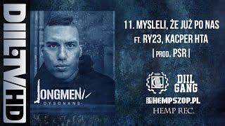 Jongmen - Myśleli, Że Już Po Nas feat. RY23, Kacper HTA (prod. PSR) (audio) [DIIL.TV]