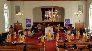 Second St John MBC Dance Ministry (Best Day Of My Life)
