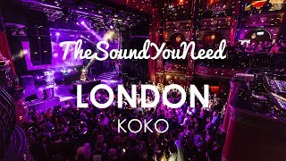 TheSoundYouNeed London Aftermovie 2017