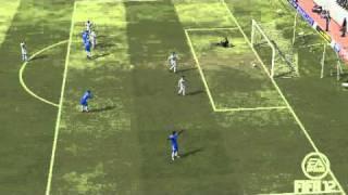 FIFA 12 - Luka Modric Goal!