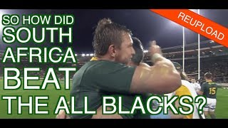 So how did South Africa beat the All Blacks?   Squidge Rugby [Reupload]