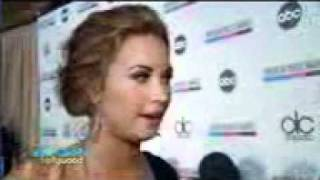 Demi Lovato Interview Press Conference   stay stong