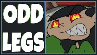 My Problem With Codename: Kids Next Door, NUMBUH 3'S LEGS & FEET [Discussion / Rant]