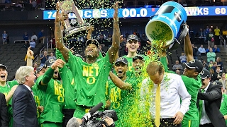 Road to the Final Four: Oregon Ducks