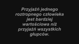 Przyjaźń - dla Łukasza (*)