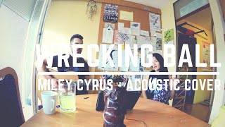 Live From The LivingRoom | Wrecking Ball | Cover