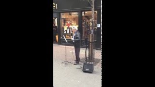 "Old Busker Killed it in Carnaby Street by Covering Stormzy's ""Shut Up"""