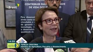 Bolsonaro participou da homenagem ao Dia Internacional da Juventude