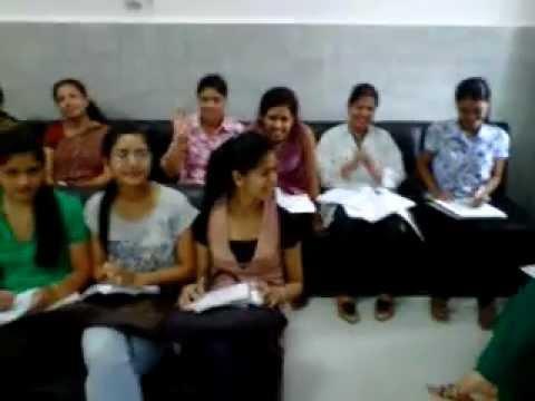 Critical Care Nursing Class at Bharatpur Nepal July 2011