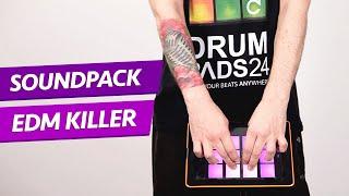 Edm Killer - Electro Drum Pads 24