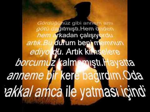 Özgeçmişim-Ali Maraz Veled-i Zina
