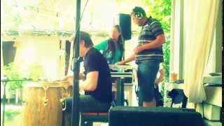HOUSE MUSIC LIVE PERCUSSION with Dj StasoV /  PERCUSSIONIST Serovskiy ПЕРКУССИОНИСТ АРТУР СЕРОВСКИЙ