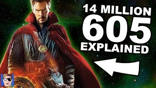 Doctor Strange's Plan Explained | 14,000,605 Infinity War Theory