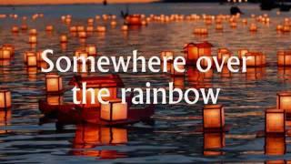 Jason Castro - Somewhere Over The Rainbow (Lyrics)