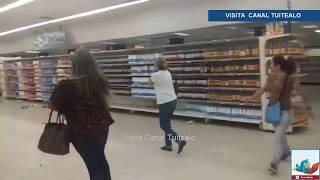 Momento Exacto Terremoto en Venezuela Video Sismo 7.3 Richter 21 Agosto 2018