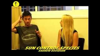 Teaser of Sun Control Species interview at Electronim.com