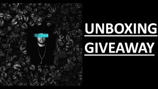 "Tedashii ""This Time Around"" EP Unboxing/Giveaway!"
