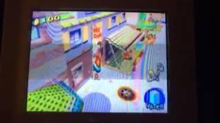 Super Mario Sunshine Death Glitch