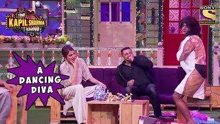 Dancing Diva Sunil Grover Hits On Salman Khan - The Kapil Sharma Show width=