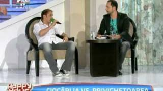 "Mihai Traistariu : "" Eu nu sunt suparat pe doamna Maria Ciobanu ! """