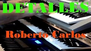 Detalles - Omar Garcia - Piano & Organ - Live Music - (Roberto Carlos)
