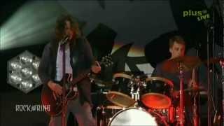 [HD] Soundgarden - Let Me Drown (2012 LiVE TV)