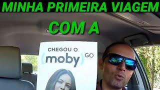 LANÇAMENTO DA MOBY GO!