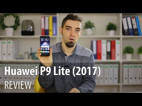 Huawei P9 Lite (2017) Review în Limba Română