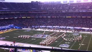 Texas Band - Pre-game - 2011 Holiday Bowl