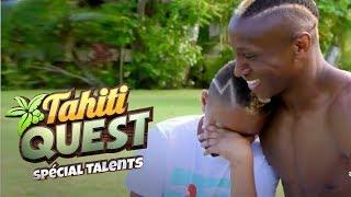 TAHITI QUEST Spécial Talents | Kenzy ému par son père ! Emission 3 bonus #1
