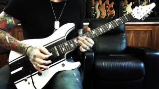 Dj ASHBA - The Sound of Silence (Guitar Cover)