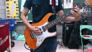 """【初音ミク】""""SPiCa"""" guitar cover BY AMB"""