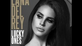 Lana Del Rey - Lucky Ones (Official Instrumental + Karaoke) [Lyrics]