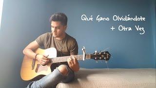 Qué Gano Olvidándote (Reik ft. Zion&Lennox) + Otra Vez | Cover Bruno Gotelli #EnCasa
