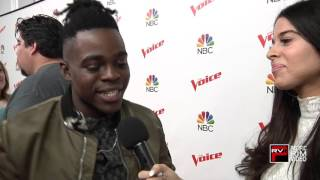 The Voice Paxton Ingram talks about judges' reactions