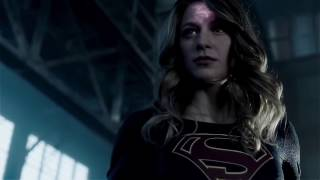 The Flash Vs Supergirl - The Flash 3x08 Crossover | Ultra HD 4K