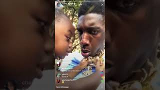 MAINE MUSIK TAKES HIS KIDS TO THE POOL!!!
