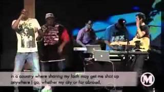 Lecrae & Tedashii -Send Me LIVE @  Mars Hill Church
