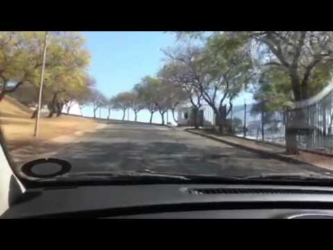 D.Kim in South Africa: UJ Bunting Road Campus Hill
