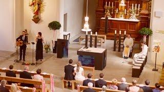 Nothing Else Matters | Hochzeit | Duo | MANNHEIM PFALZ MAINZ FRANKFURT
