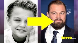 LEONARDO DICAPRIO - Before and After