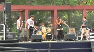 Lost Quavers - The storm (rain keeps falling) [LIVE REC'N PLAY CONTEST 2013]