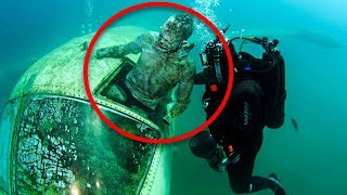 Divers Prove Aliens Exist After Discovering Mystery Object At Bottom Of The Ocean