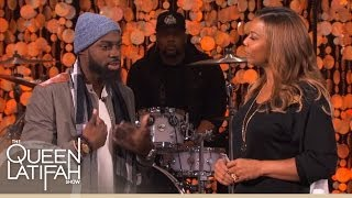 Mali Music Chats With Queen Latifah About His New Album